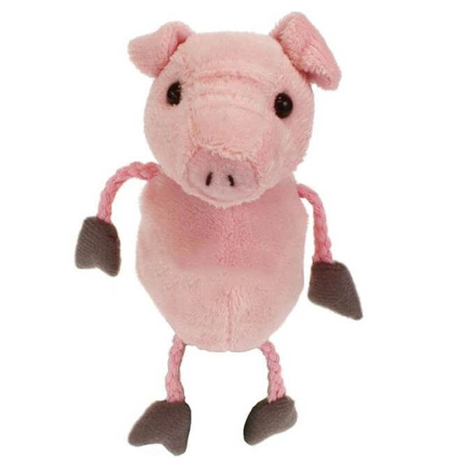 Puppet Company Pig Finger Puppet