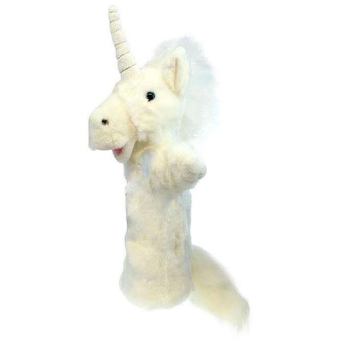 Puppet Company Long Sleeved Glove Puppet Unicorn