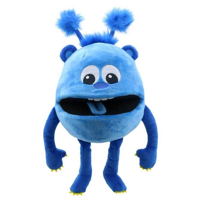 Puppet Company Blue Baby Monster