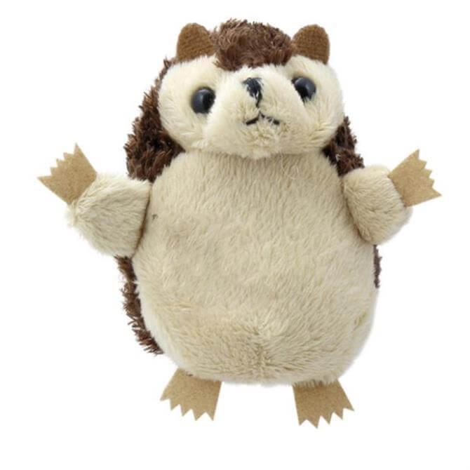 Puppet Company Hedgehog Finger Puppet