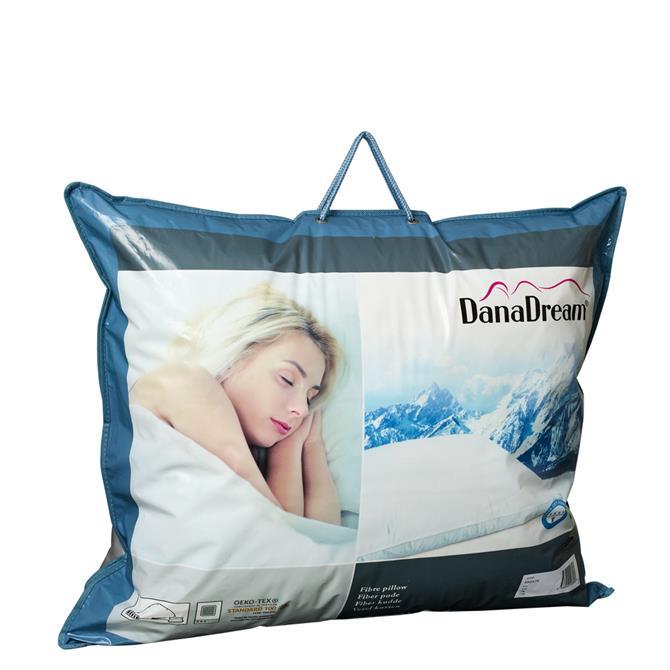 DanaDream 3D Hollowfibre Medium Pillow