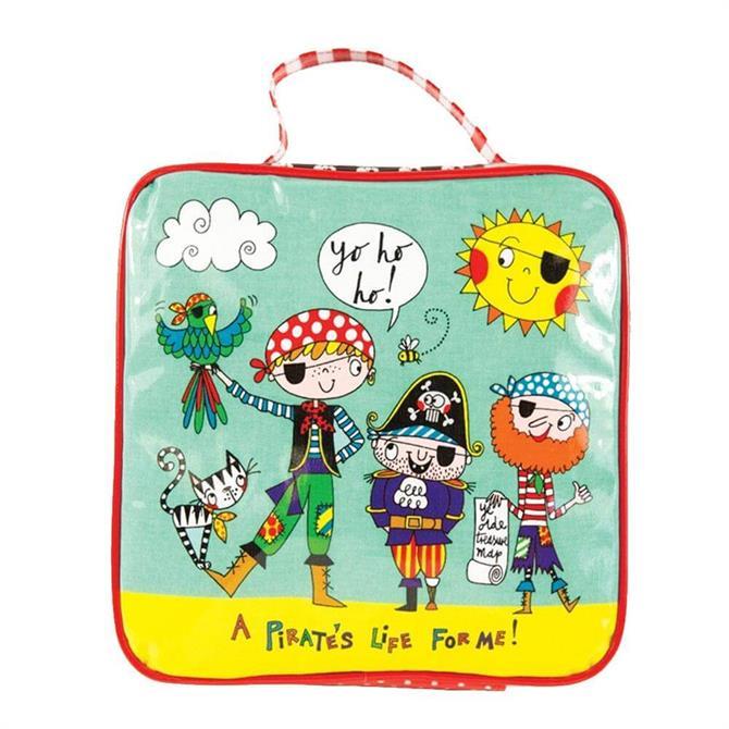 Rachel Ellen Pirates Lunch Bag