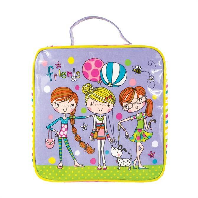 Rachel Ellen Friends Lunch Bag