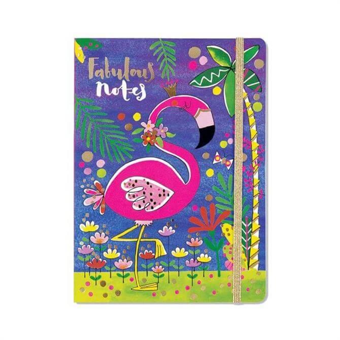 Rachel Ellen Fabulous Notes A5 Notebook