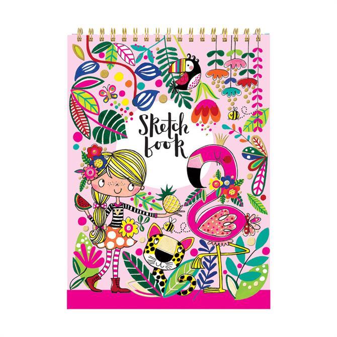 Rachel Ellen Sketchbook