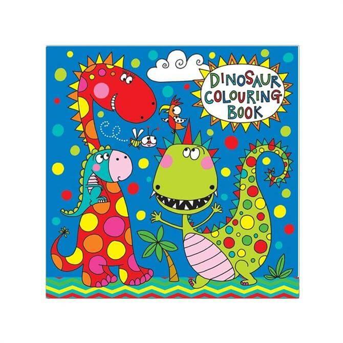 Rachel Ellen Dino Colouring Book