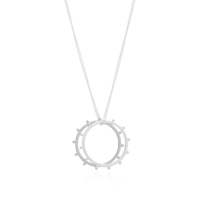 Rachel Jackson London Punk Rings Necklace