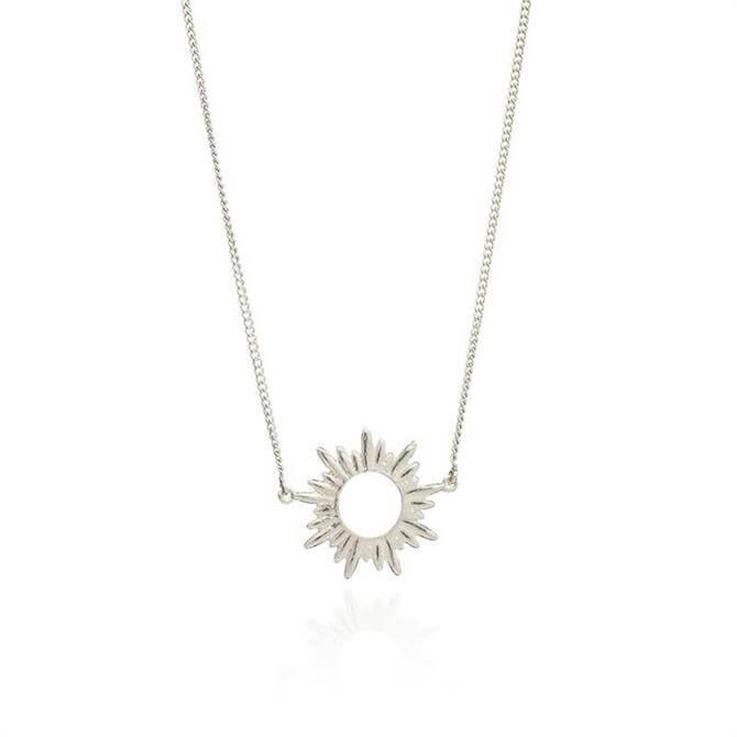 Rachel Jackson London Sunrays Short Necklace