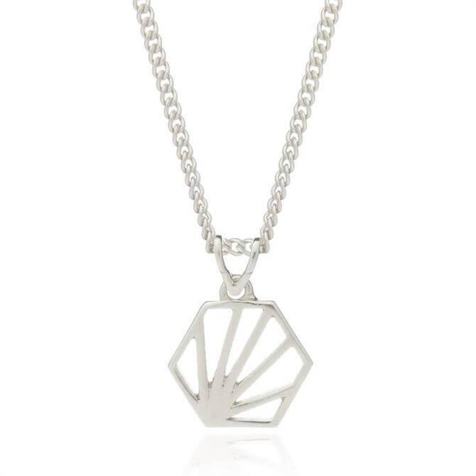 Rachel Jackson London Serenity Short Necklace