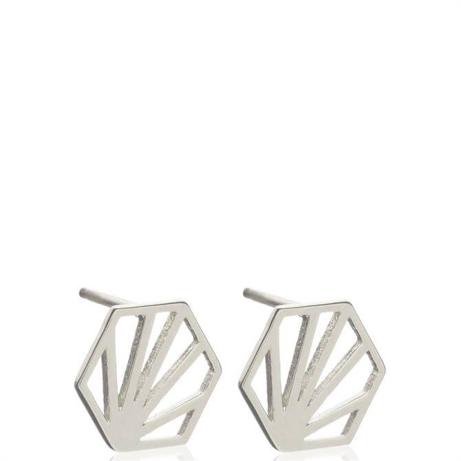 Rachel Jackson London Serenity Stud Earrings