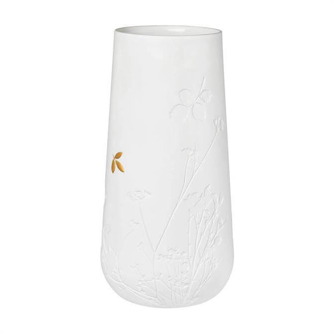 Rader Large Golden Leaf Vase