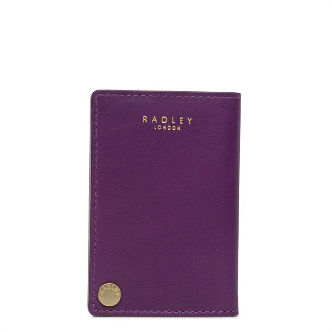 Radley Clarence House Small Grape Card Holder