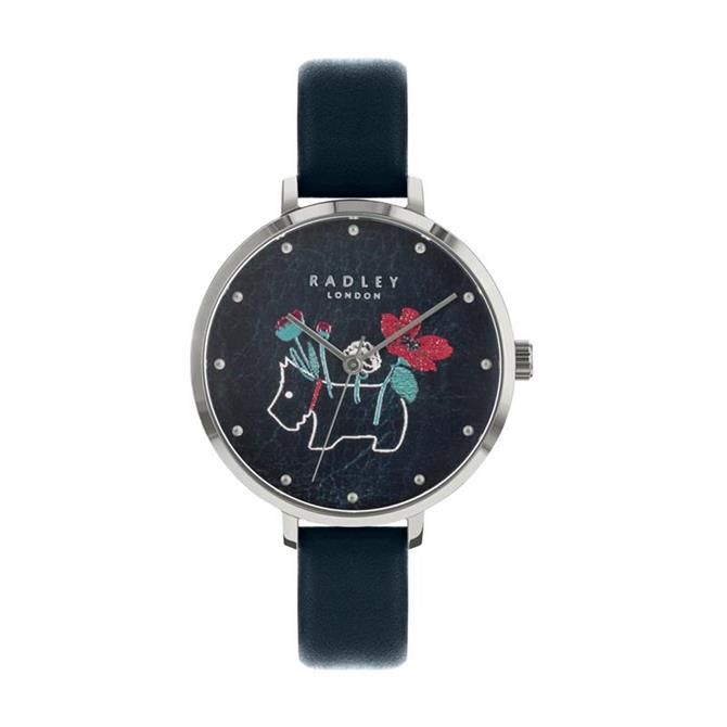 Radley In Bloom Ink Blue Watch
