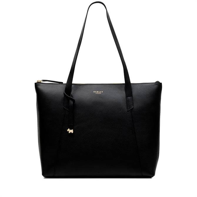 Radley Wood Street Large Zip Top Shoulder Bag