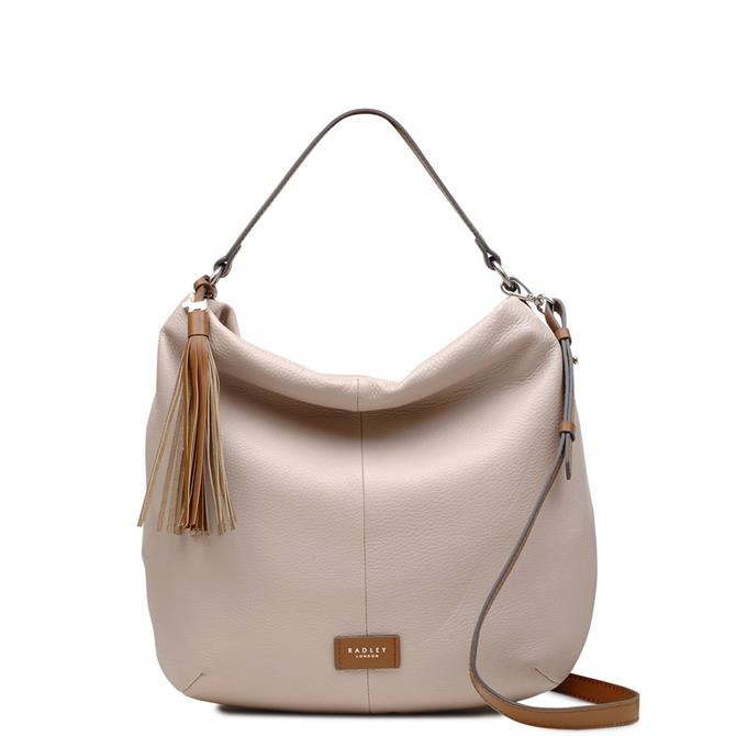 Radley Artisan Road Large Zip Top Hobo Bag