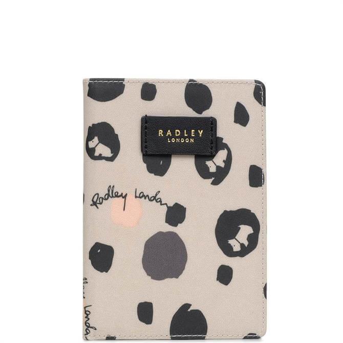 Radley Bubble Dog Passport Cover