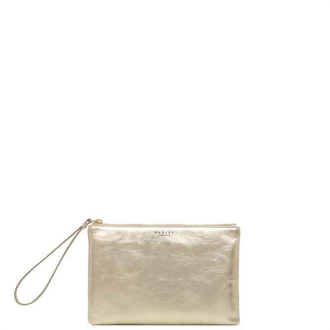Radley Bow Hill Small Zip Top Clutch Bag
