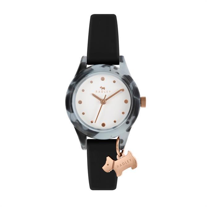 Radley Watch It! Black Tortoise Watch