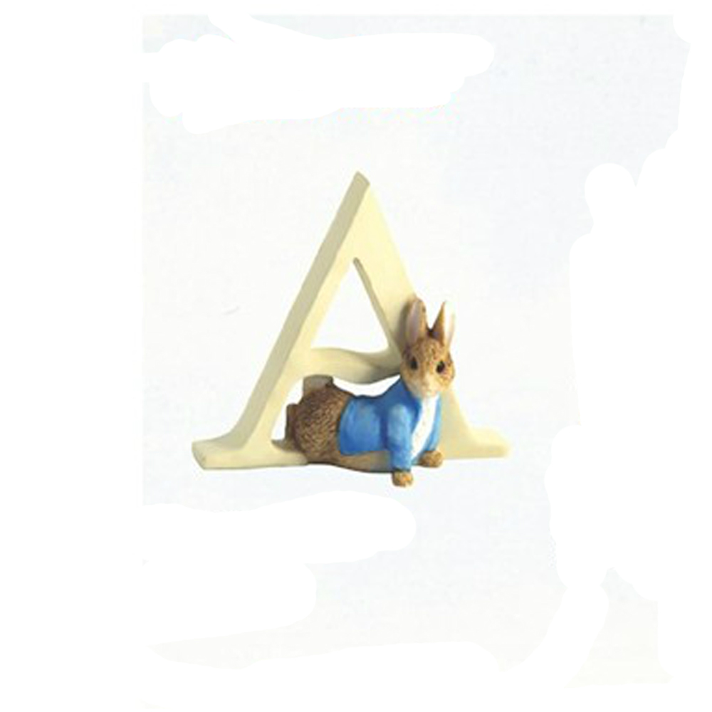 An image of Beatrix Potter Letter A