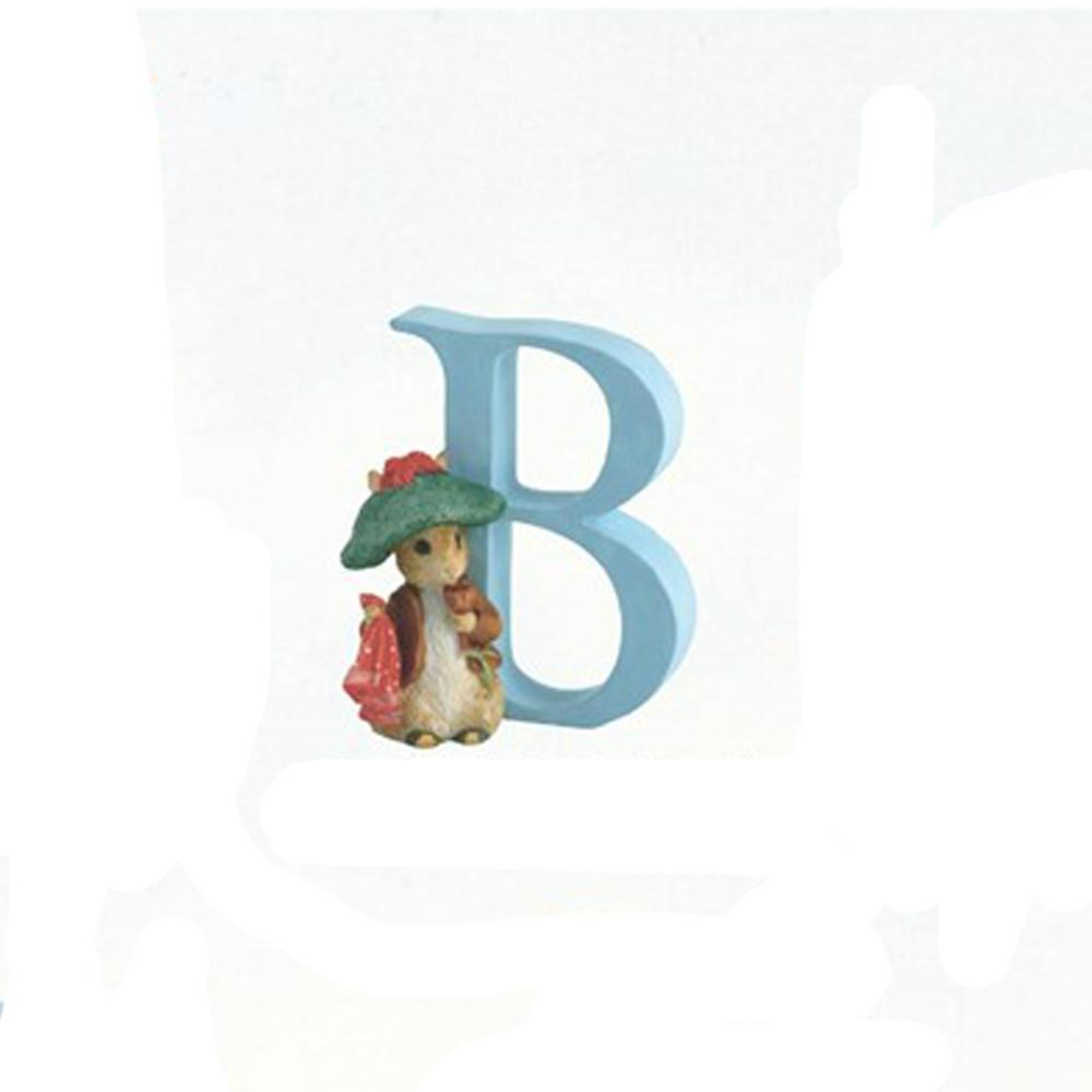 An image of Beatrix Potter Letter B