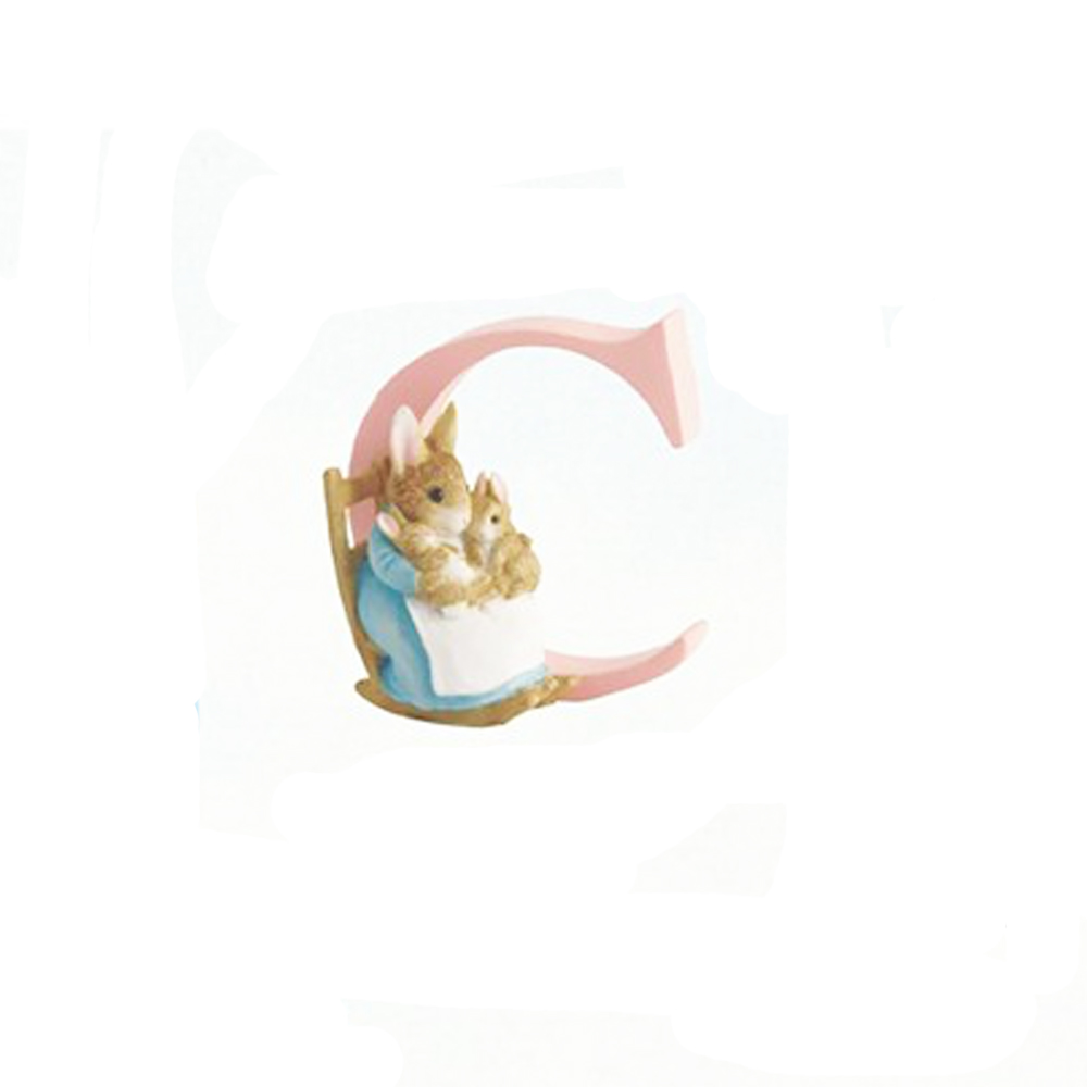 An image of Beatrix Potter Letter C