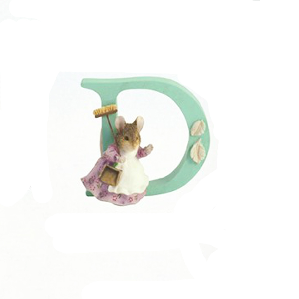 An image of Beatrix Potter Letter D
