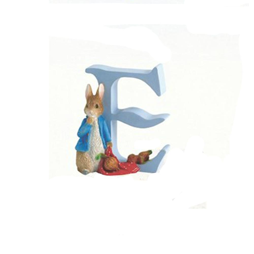 An image of Beatrix Potter Letter E