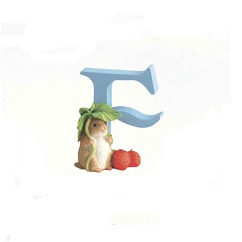 An image of Beatrix Potter Letter F
