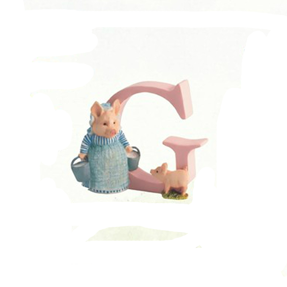 An image of Beatrix Potter Letter G