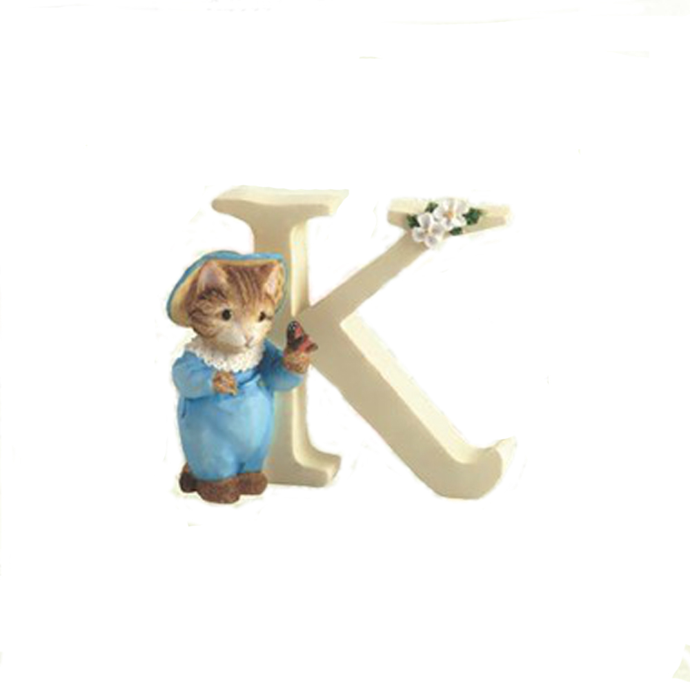 An image of Beatrix Potter Letter K