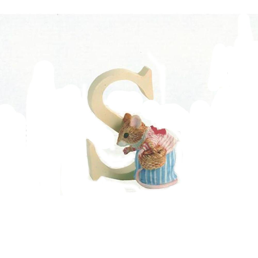 An image of Beatrix Potter Letter S