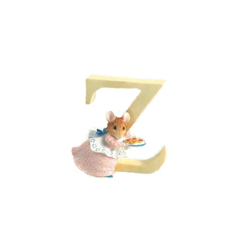 An image of Beatrix Potter Letter Z