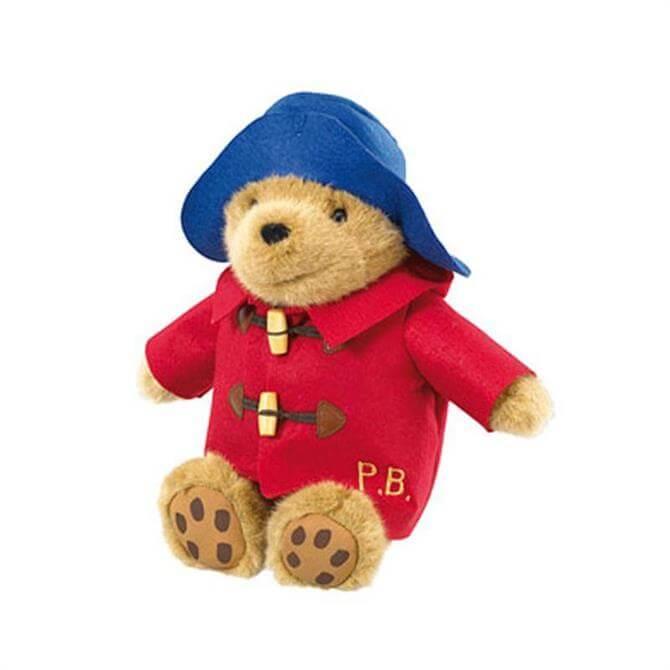 Rainbow Classic Cuddly Paddington Bear