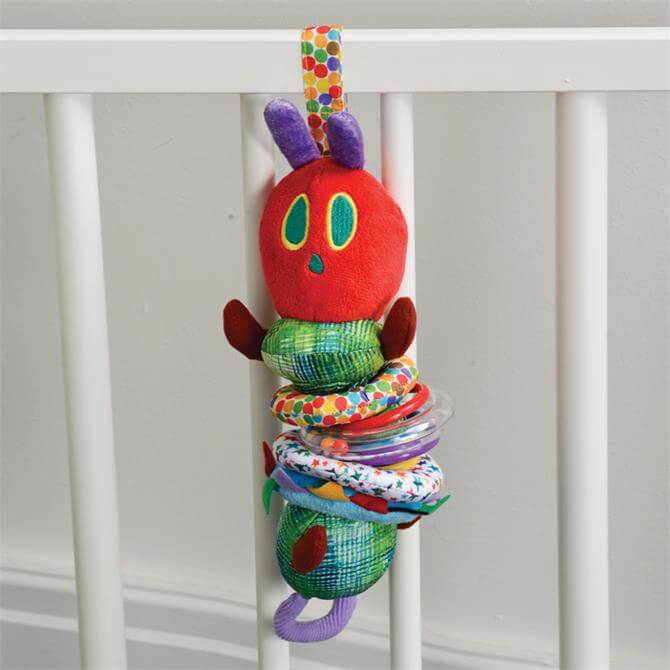 The Very Hungry Caterpillar Jiggle Toy