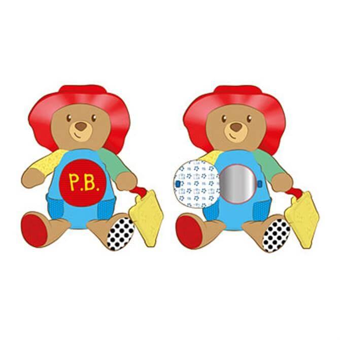Rainbow Paddington Bear Musical Activity Toy