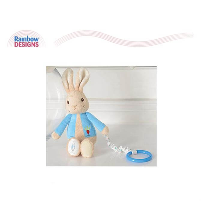 Rainbow Peter Rabbit Attachable
