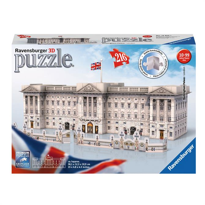 Revensburger Buckingham Palace 3D Puzzle 216 Piece