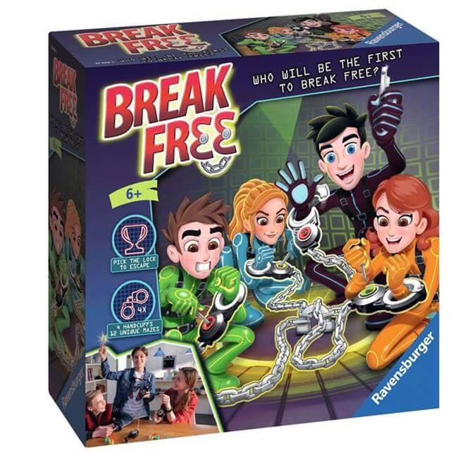 Revensburger Break Free Game