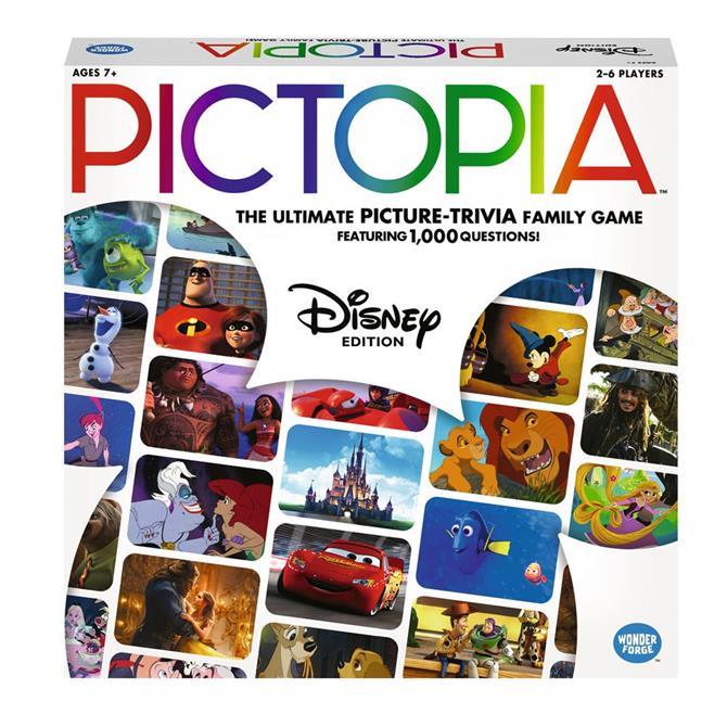 Ravensburger Disney Pictopia Trivia Game