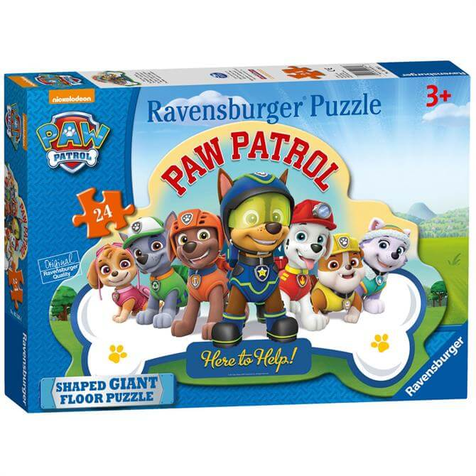 Ravensburger Paw Patrol Floor Puzzle
