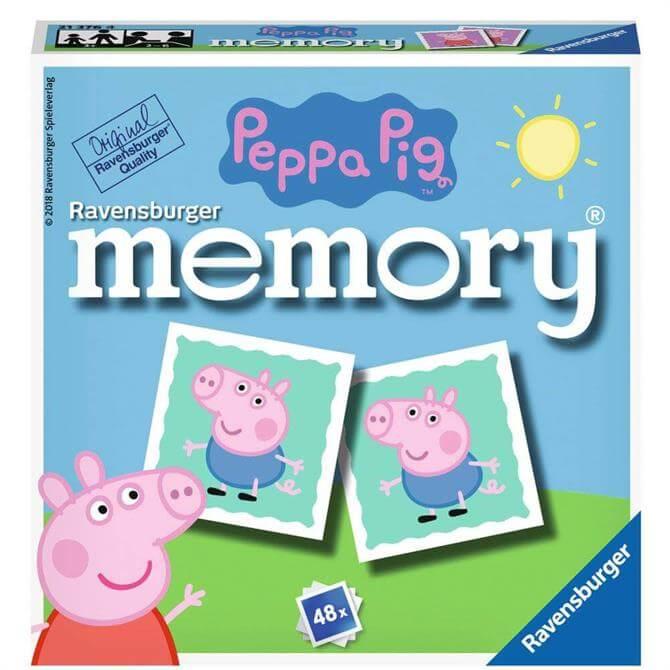 Ravensburger Peppa Pig Mini Memory Card Game