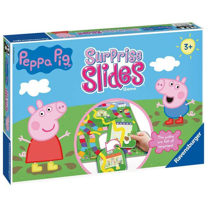 Ravensburger Peppa Pig Surprise Slides Game