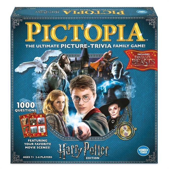 Ravensburger Harry Potter Pictopia Game
