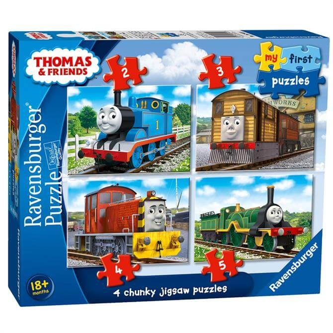 Ravensburger Thomas & Friends My First Puzzle