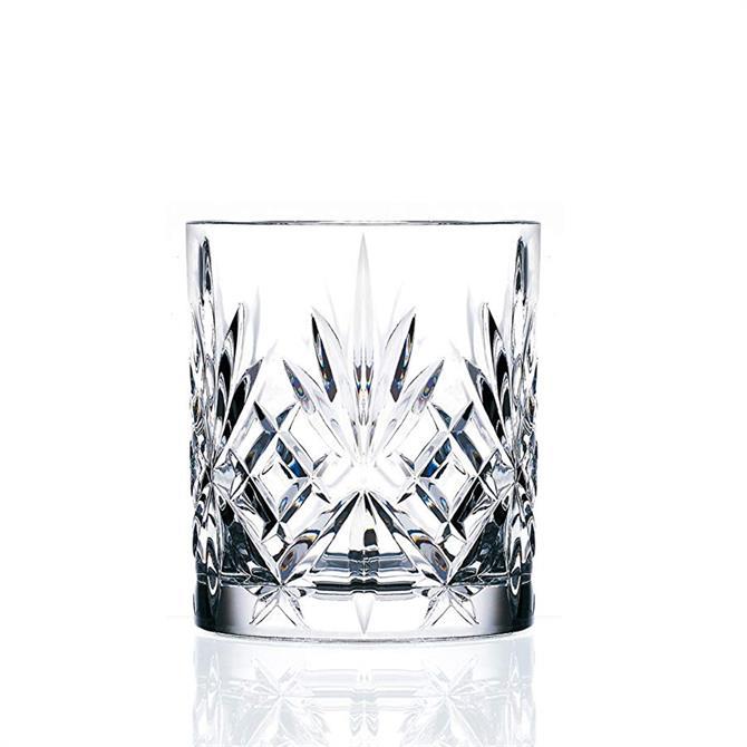 RCR Melodia Crystal Whisky Glass