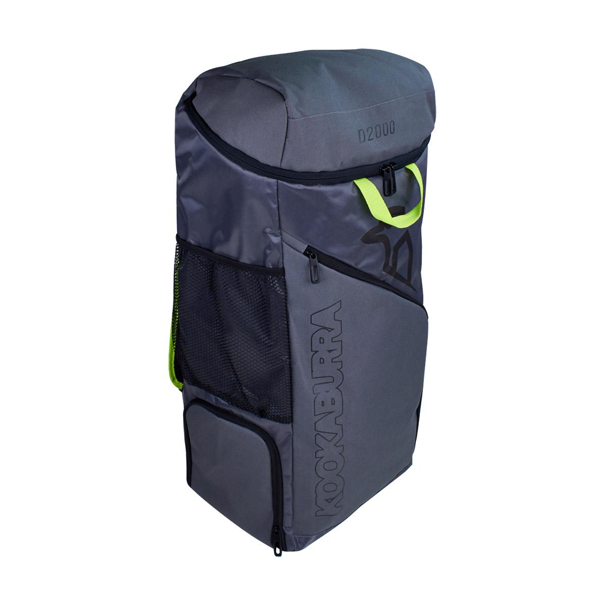 Kookaburra D2000 Duffle Cricket Bag - Grey