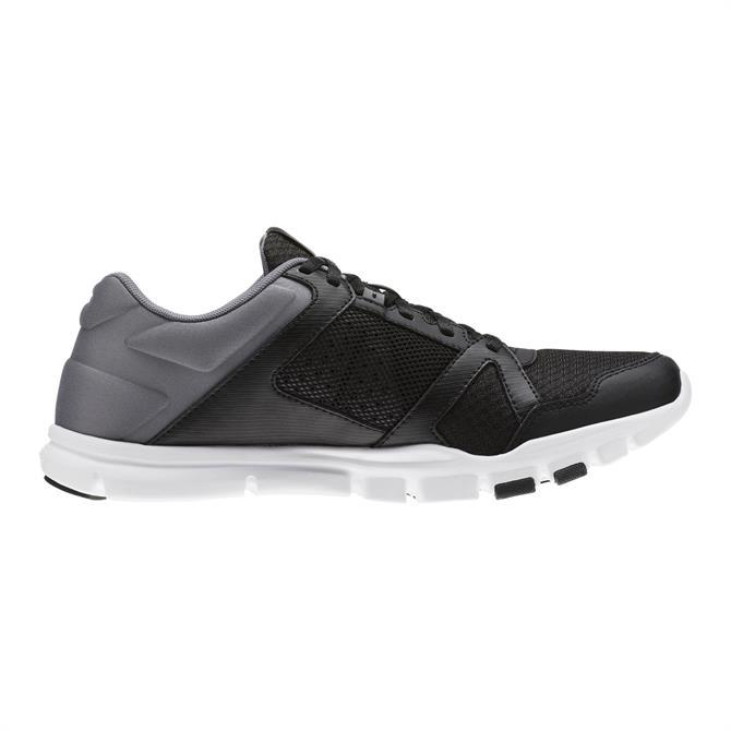 Reebok Men's Yourflex Train 10 MT Fitness Shoe- Black