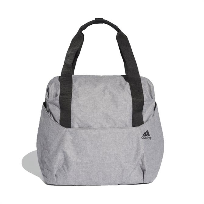 Adidas Training ID Heathered Shoulder Bag - Core Heather