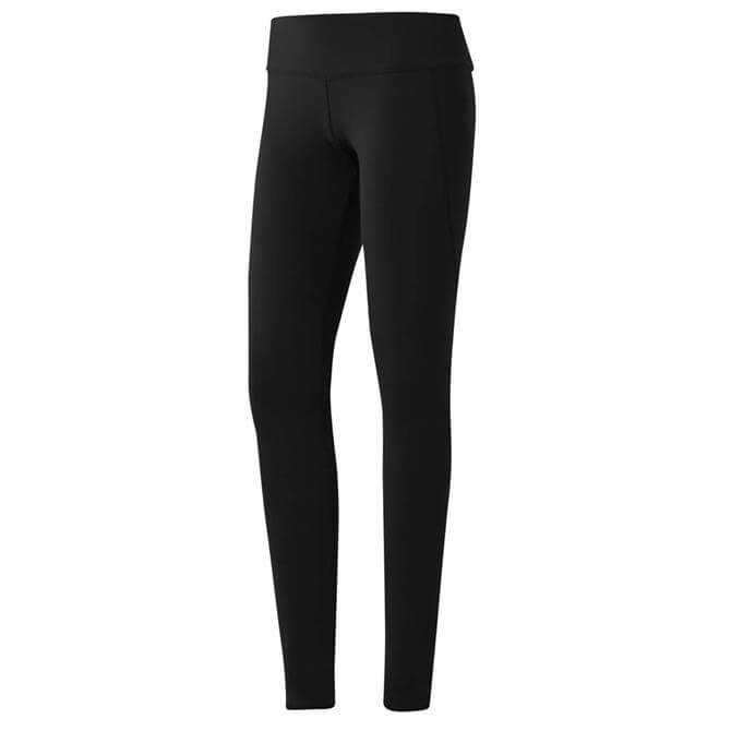 Reebok Women's Lasercut Training Tights- Black