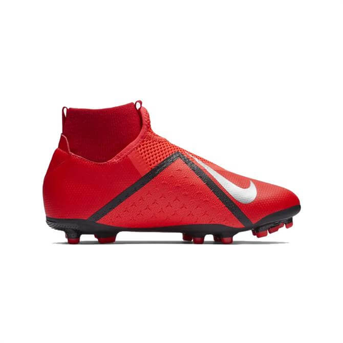 Nike PhantomVSN Academy Dynamic Fit Game Over MG - Bright Crimson
